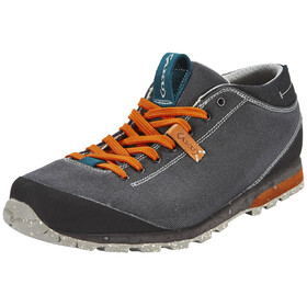 AKU Bellamont Air Shoes Men Anthracite/Orange